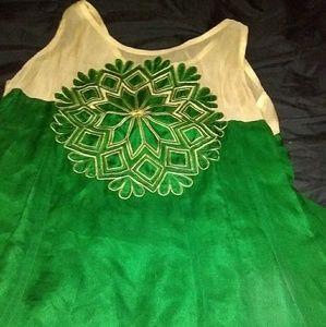 Handmade Indian dress
